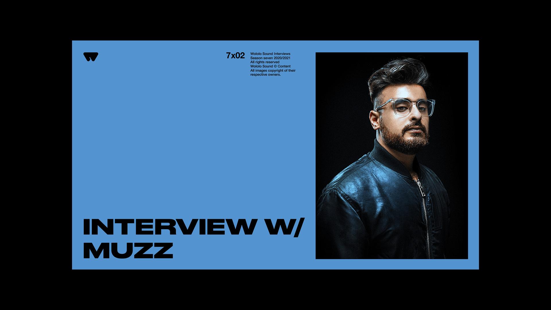 muzz entrevista