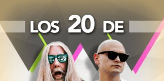 Los 20 de Slatin & Tommie Sunshine Spotify Playlist