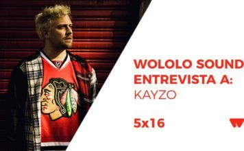 Kayzo interview Wololo Sound
