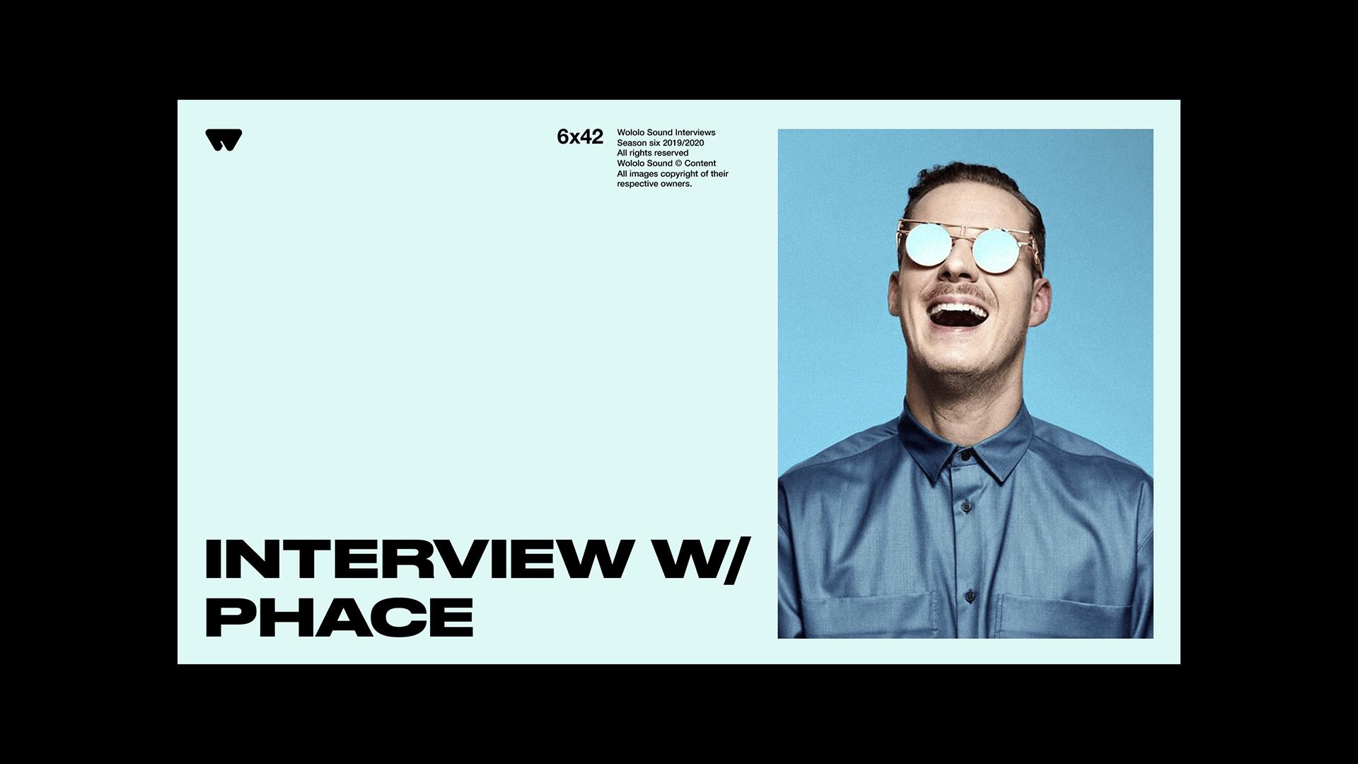 Entrevista a Phace