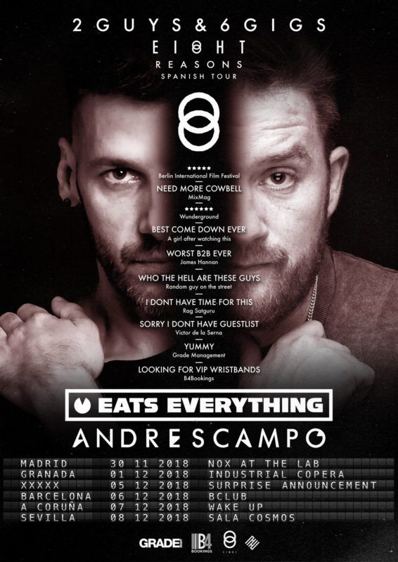 andres campo eats everything