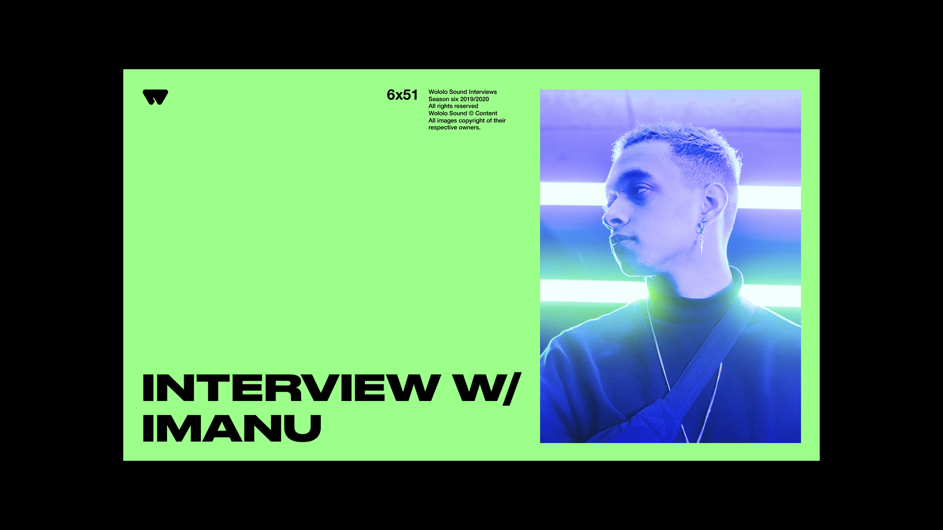 IMANU INTERVIEW