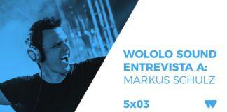 Wololo Sound entrevista a Markus Schulz