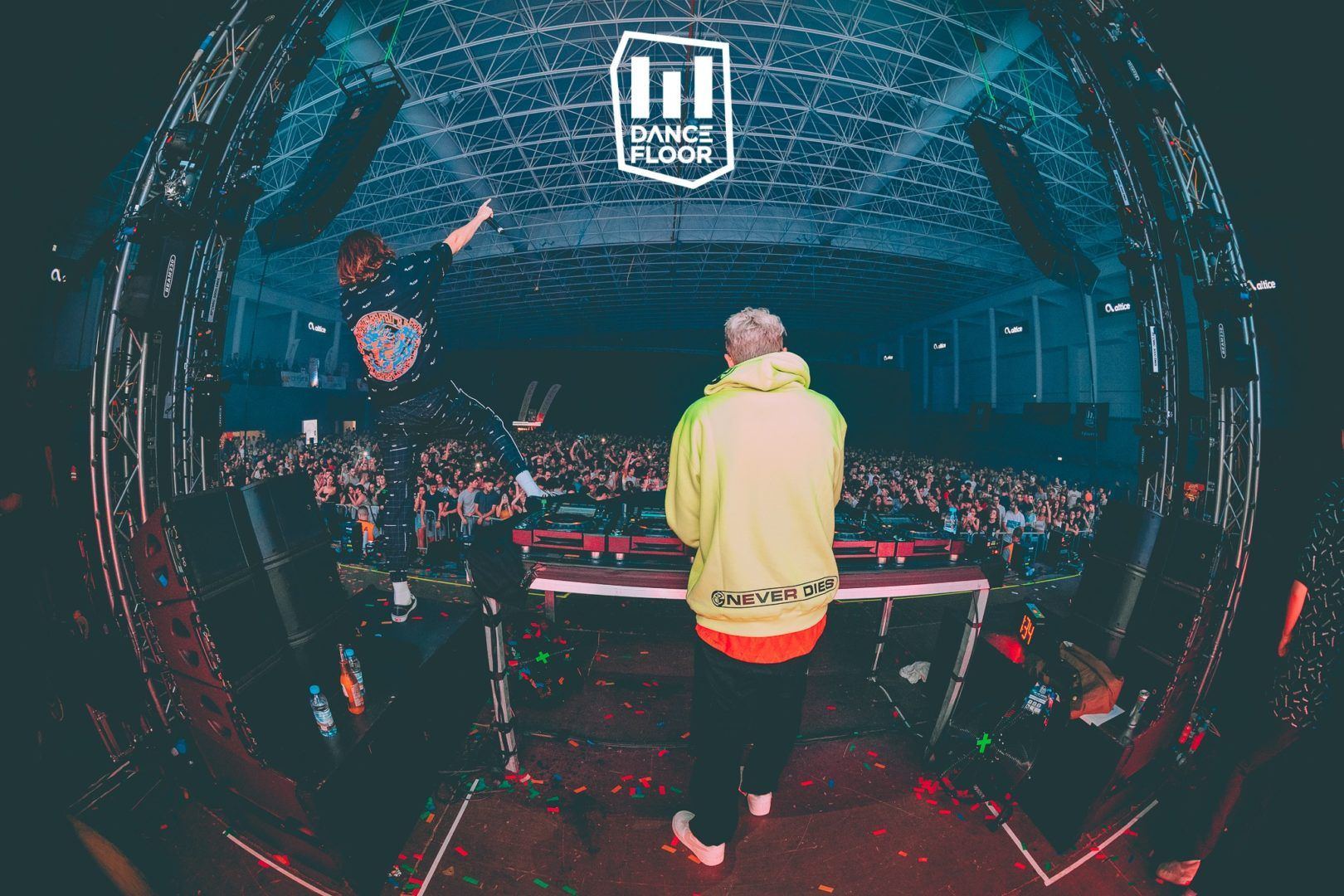 Yellow Claw Dancefloor 2019
