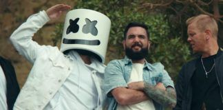 marshmello a day to remember