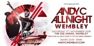 ANDY C WEMBLEY