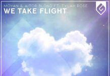 Moyan Aitor Blond We Take Flight