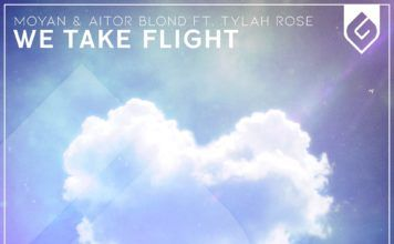 Moyan Aitor Blond We Take Flight