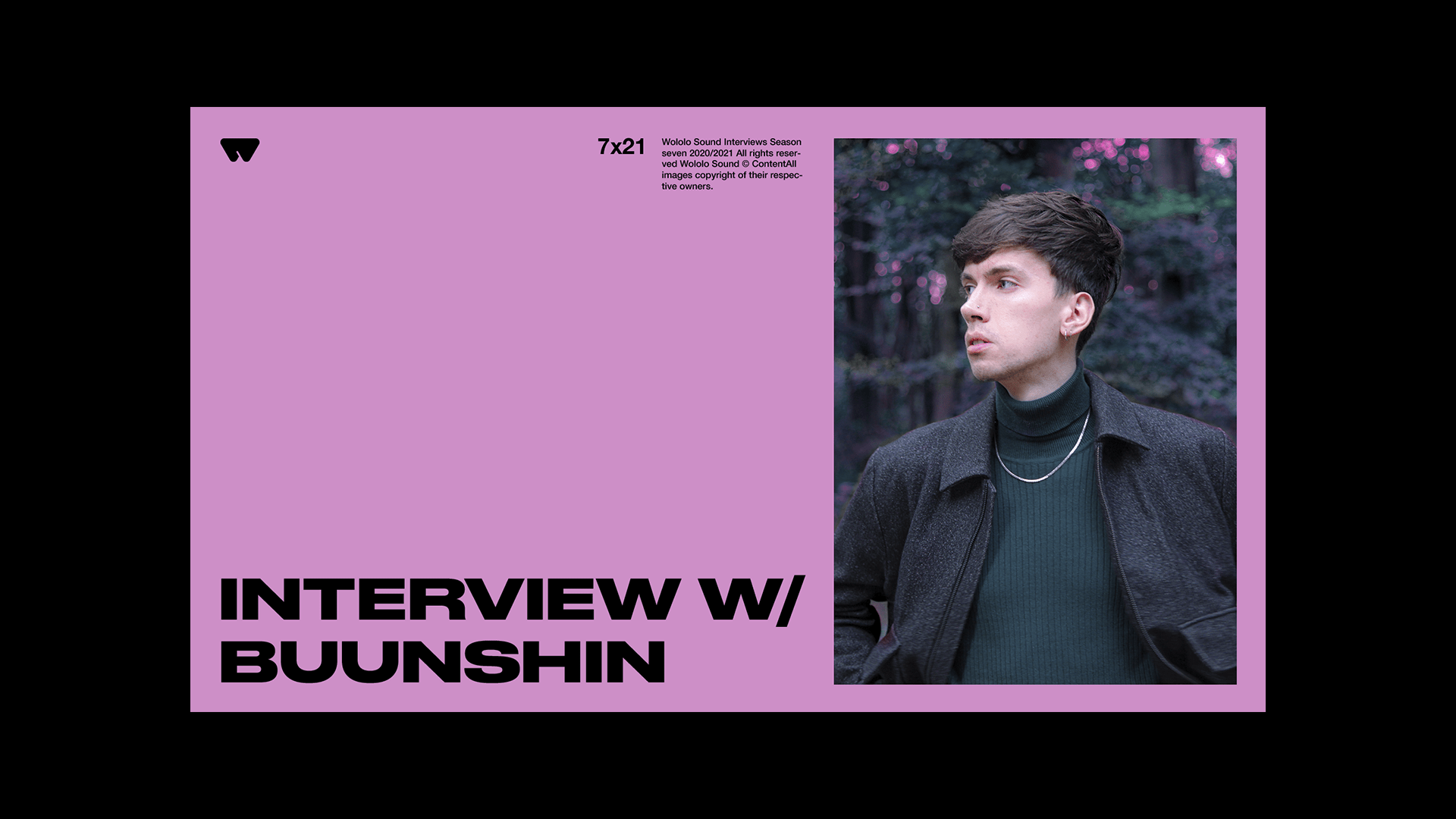 BUUNSHIN INTERVIEW
