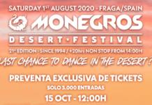 Monegros dessert festival
