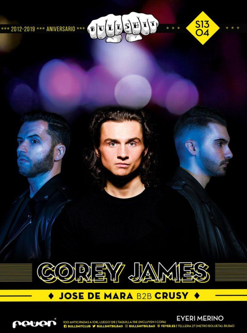 Corey James Bilbao