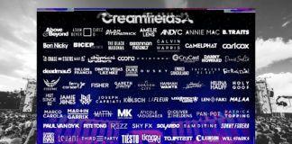 Creamfields UK 2019