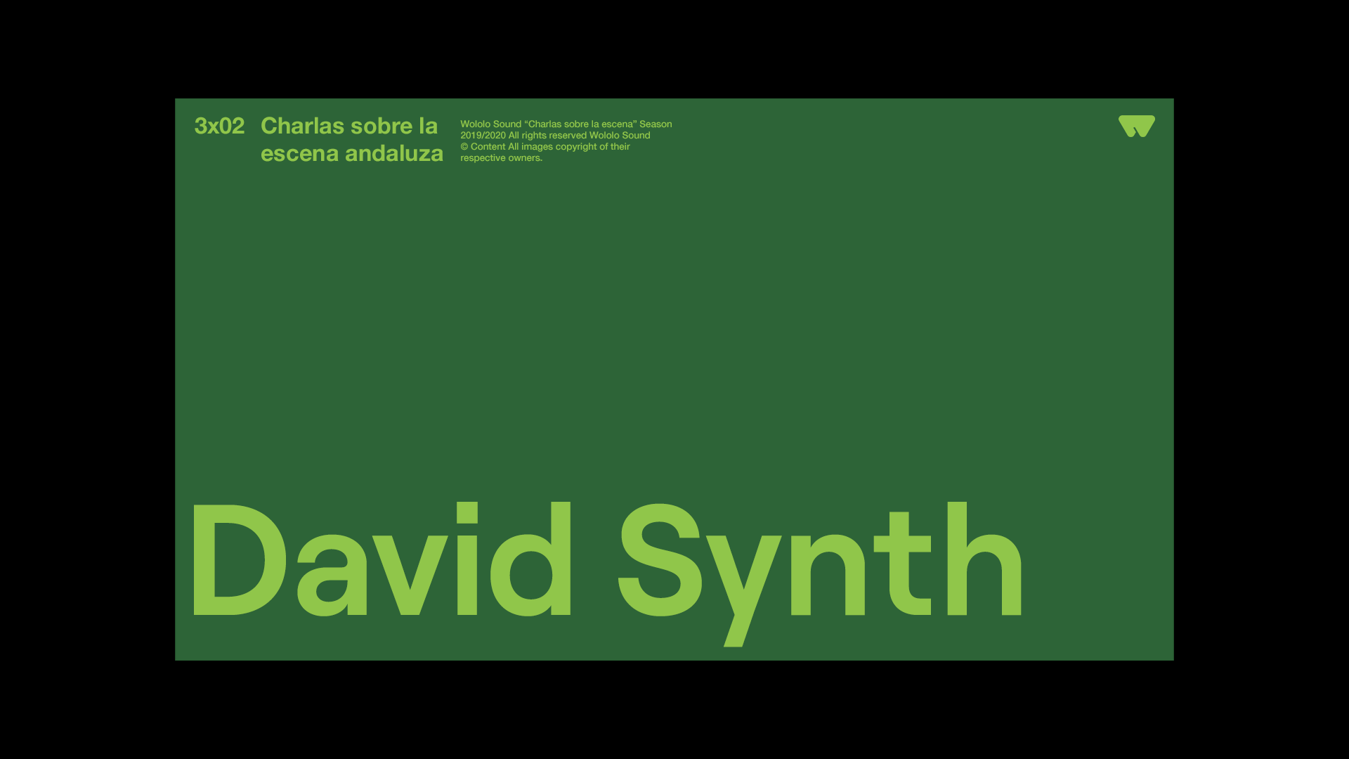 DAVID SYNTH