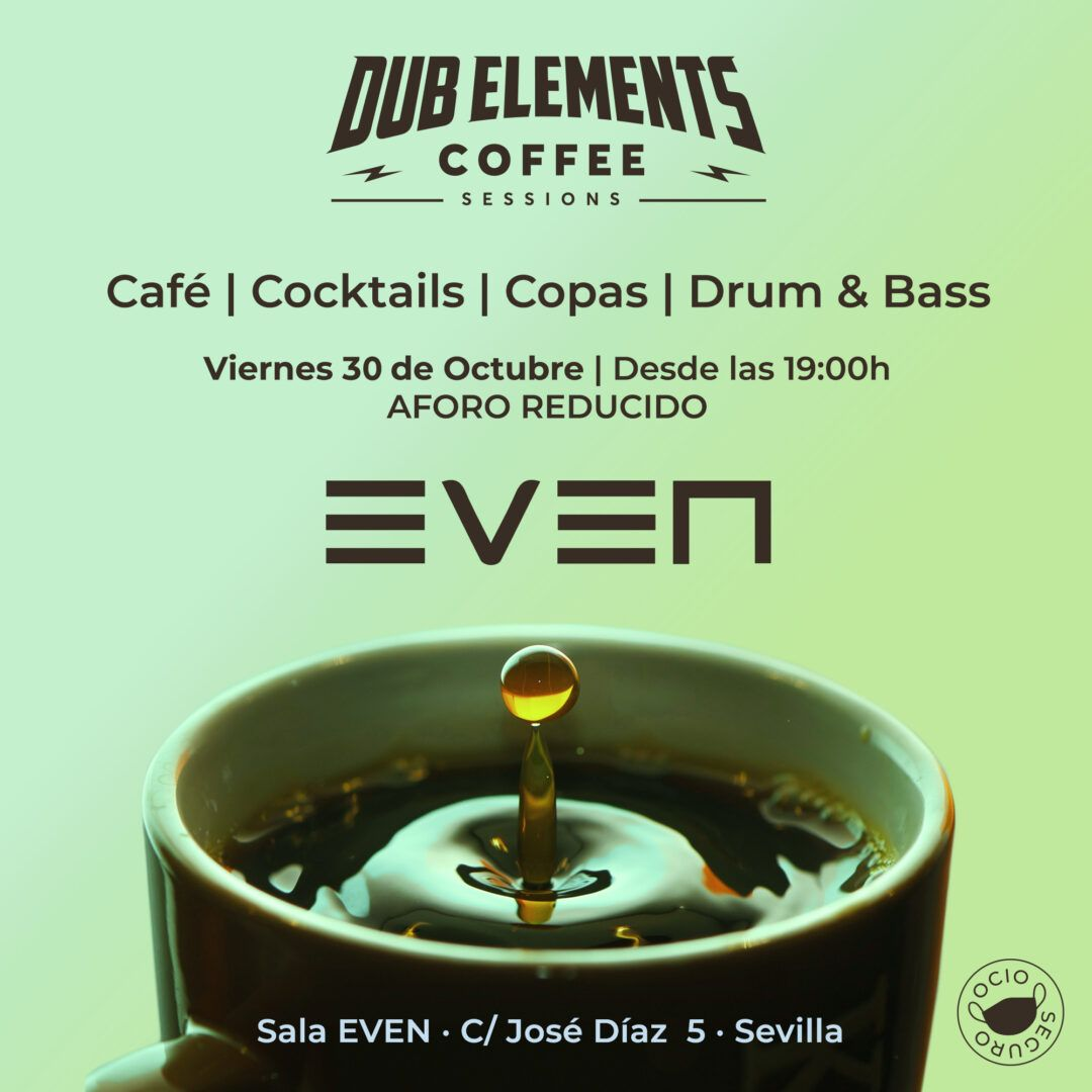 DUB ELEMENTS COFFEE SESSIONS