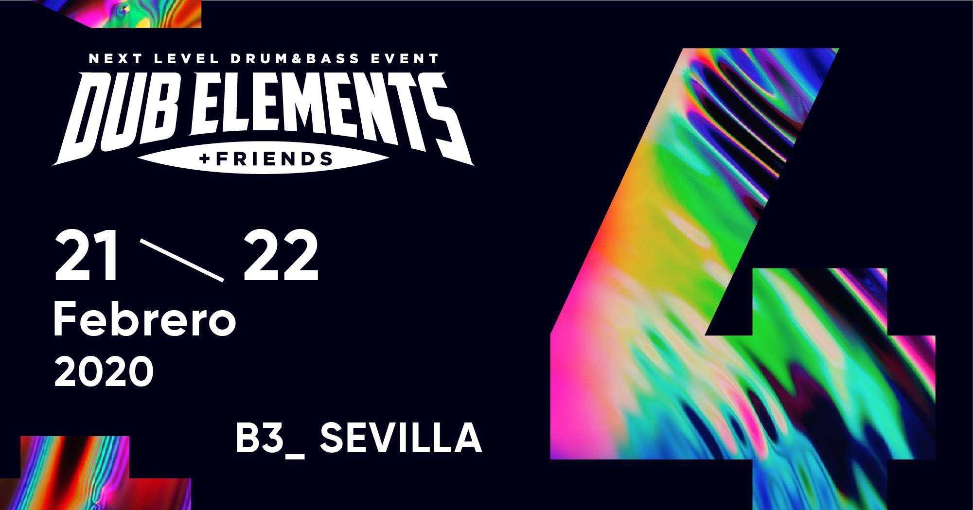El Primer Dub Elements Friends De 2020 Ya Tiene Cartel