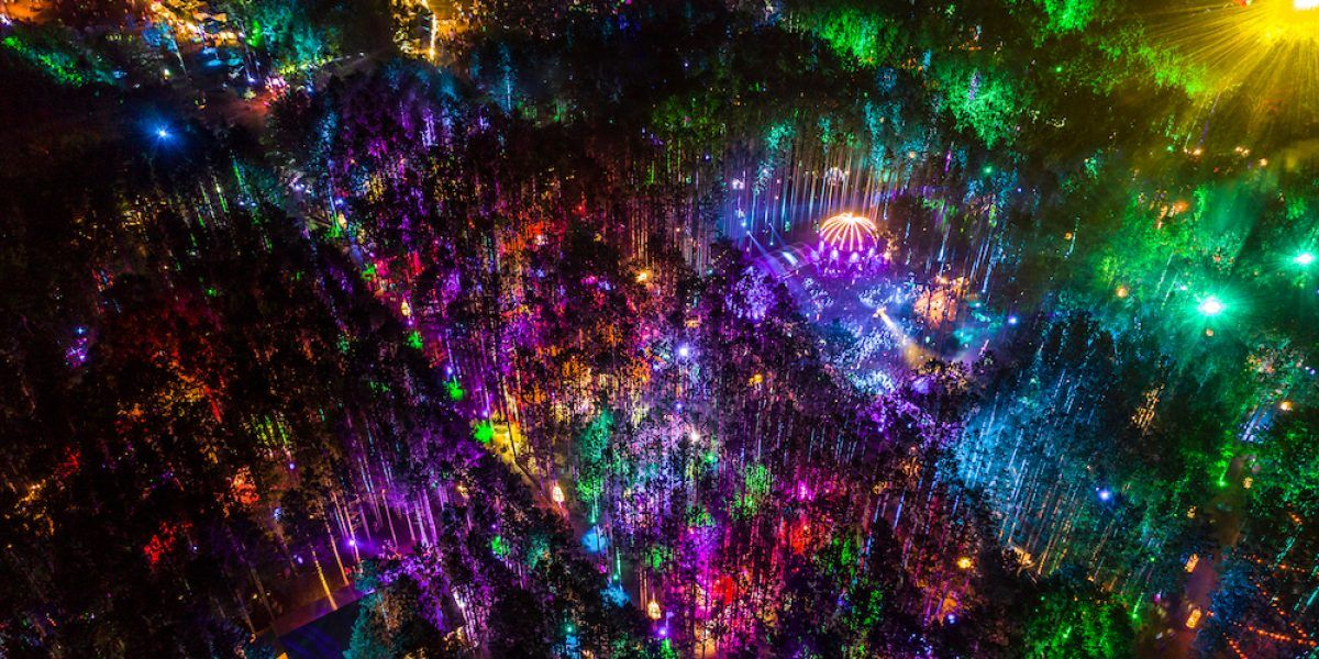 Electric Forest festivales caros