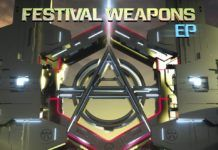 Festival Weapons EP de Hexagon