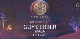 Guy Gerber Samsara