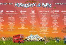 HOSPITALITY IN THE PARK 2018