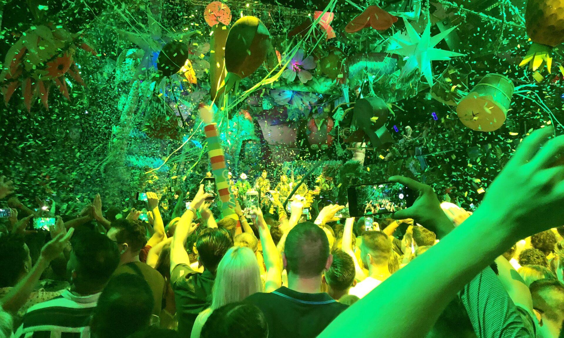 ElRow Ibiza en Amnesia