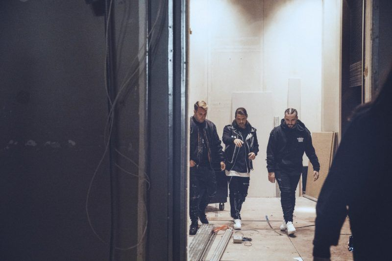 Swedish House Mafia return