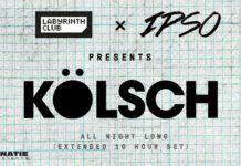 Kölsch anuncia 10 horas