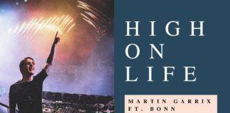MARTIN GARRIX HIGH ON LIFE