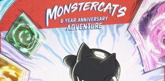 Monstercat 8 Anniversary
