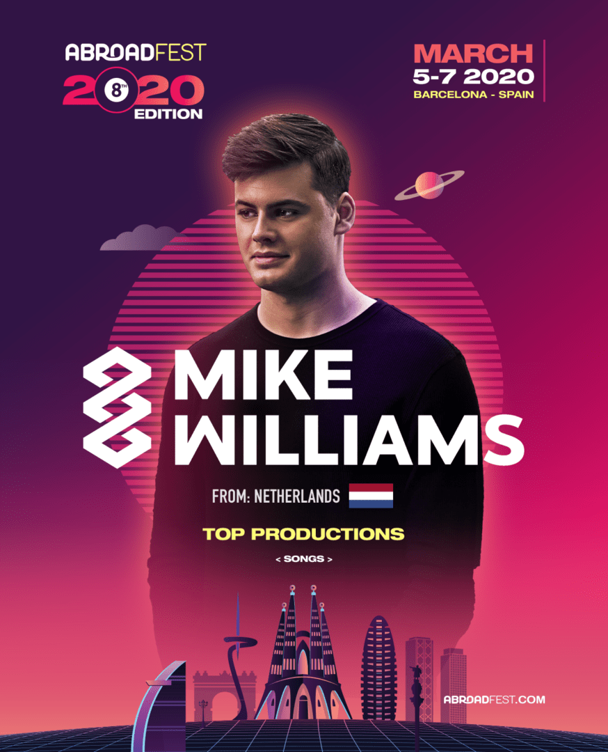 Mike Williams AbroadFest