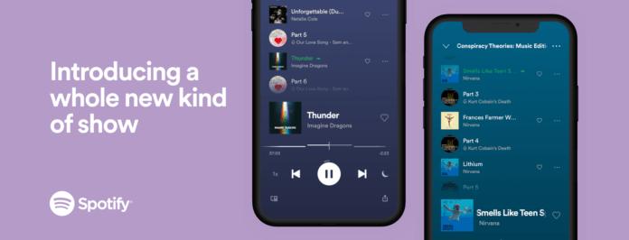 Spotify se reinventa