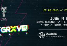 OhMyGroove y Shake Coconut