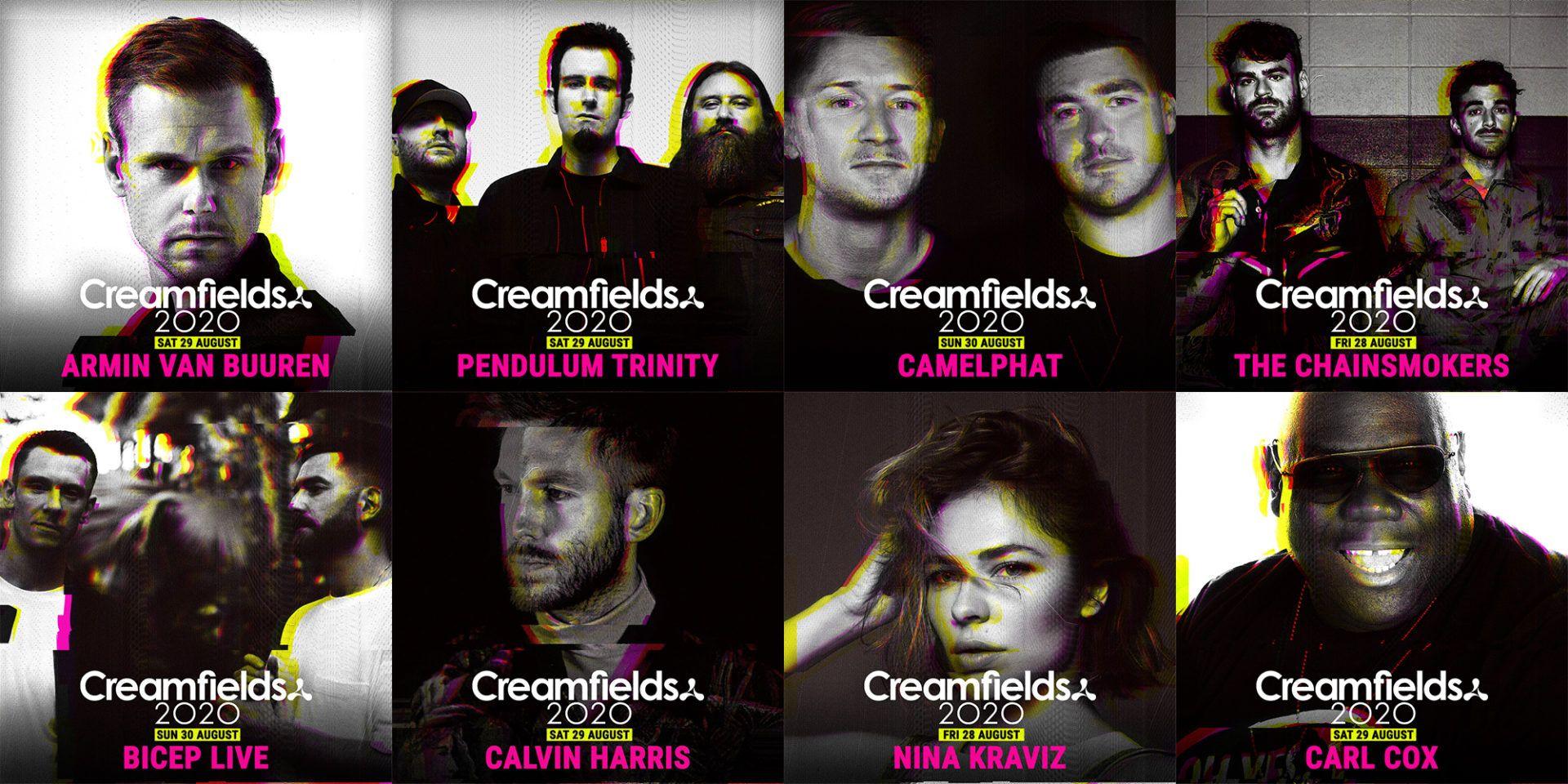 Creamfields 2020