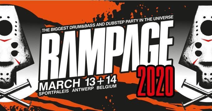 RAMPAGE OPEN AIR LOMMEL