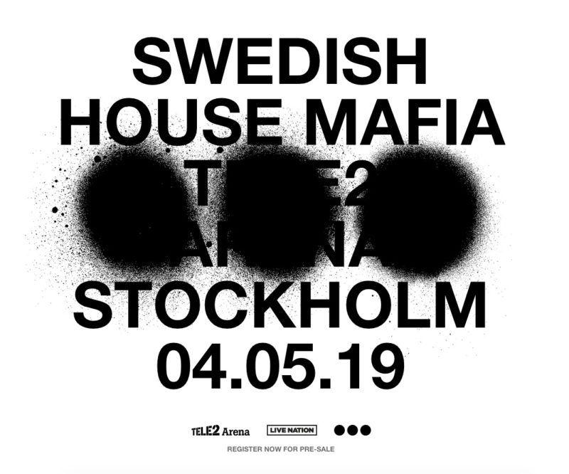 Swedish House Mafia world tour