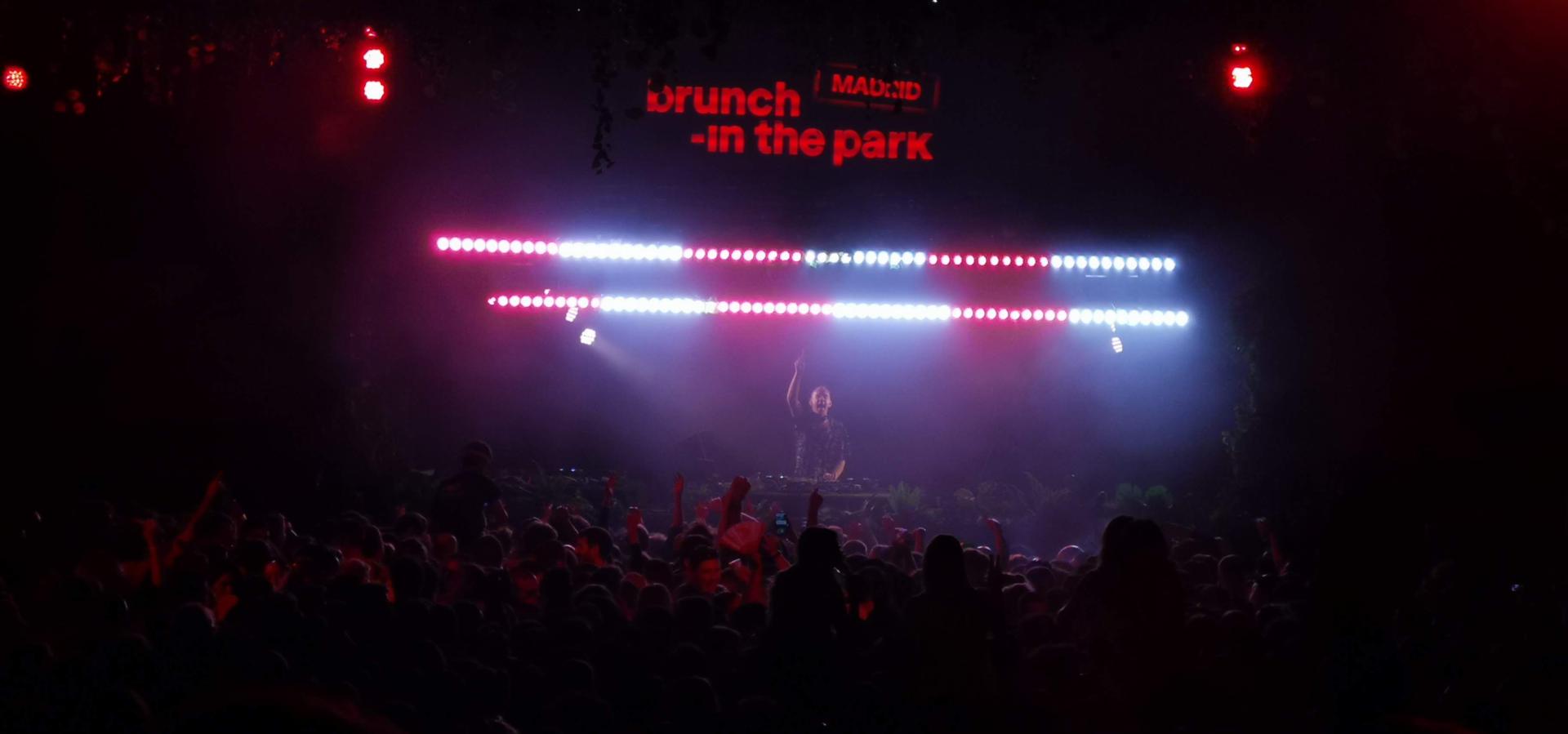 Fatboy Slim en Brunch- In The Park Madrid, 2019