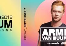 Armin van Buuren en Opium