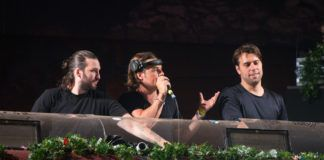 Swedish House Mafia Tomorrowland