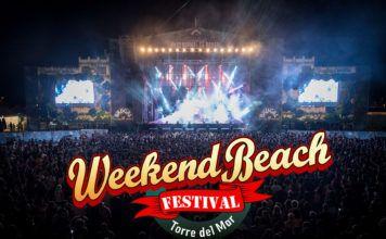Weekend beach confirmaciones