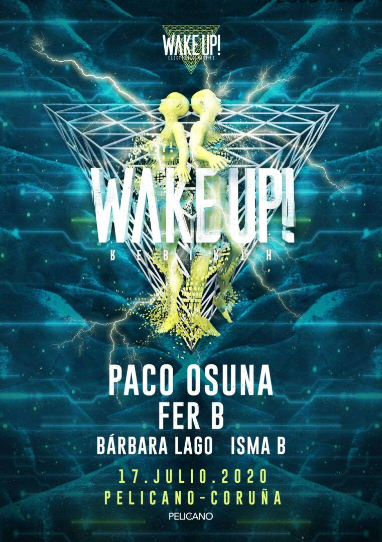 wake up paco osuna