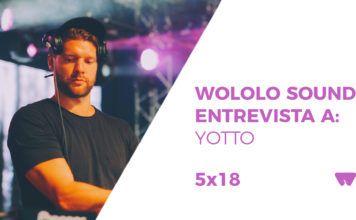 Entrevista a Yotto interview