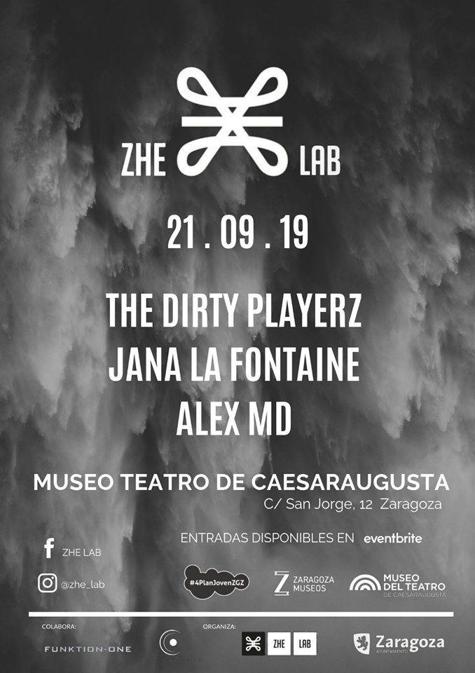 Zhe Lab Zaragoza