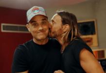 Bob Sinclar Robbie Williams Eléctrico Romántico