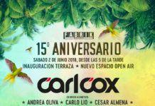 Carl Cox Fabrik Wololo Sound