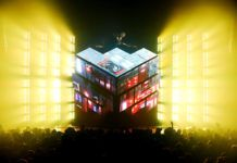 deadmau5 cube v3 Creamfields