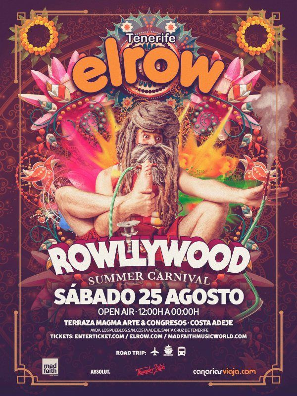 elrow tenerife