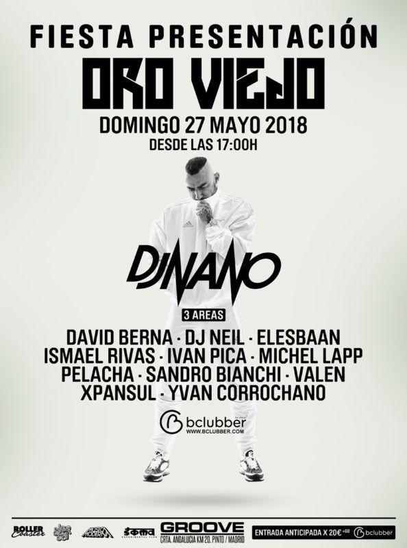 Oro Viejo by DJ Nano