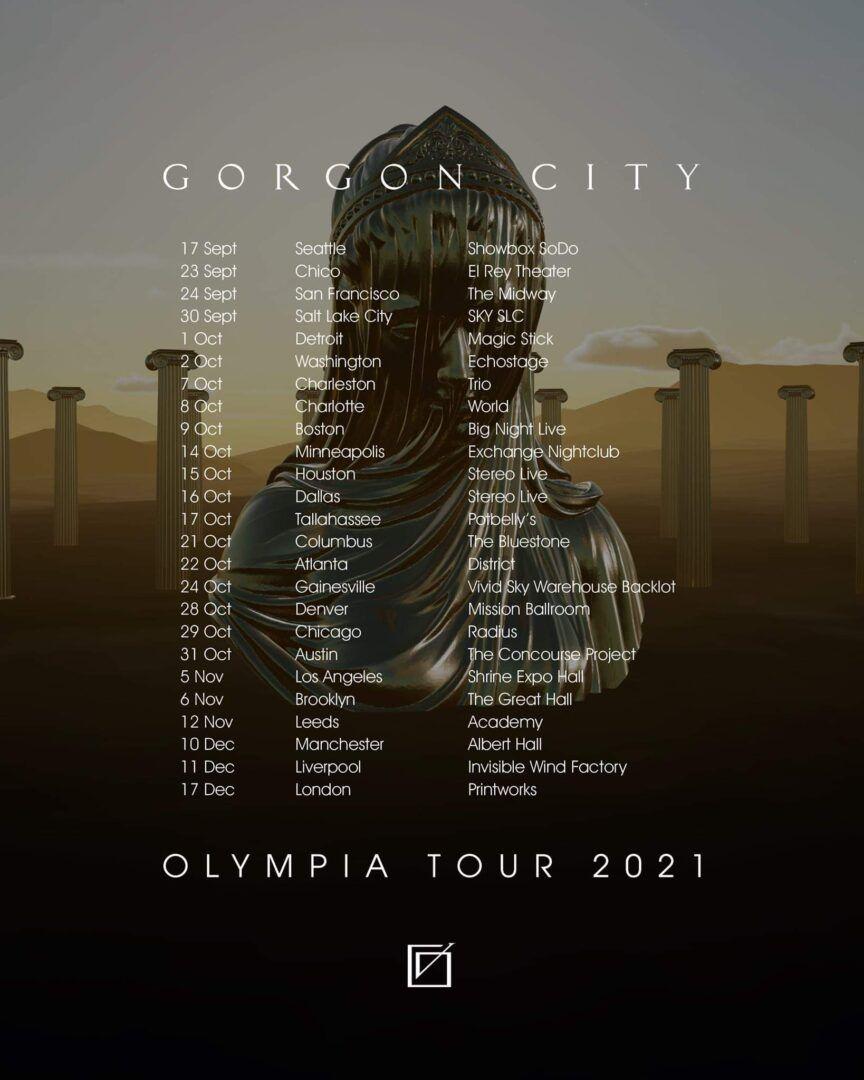 gorgon city olympia