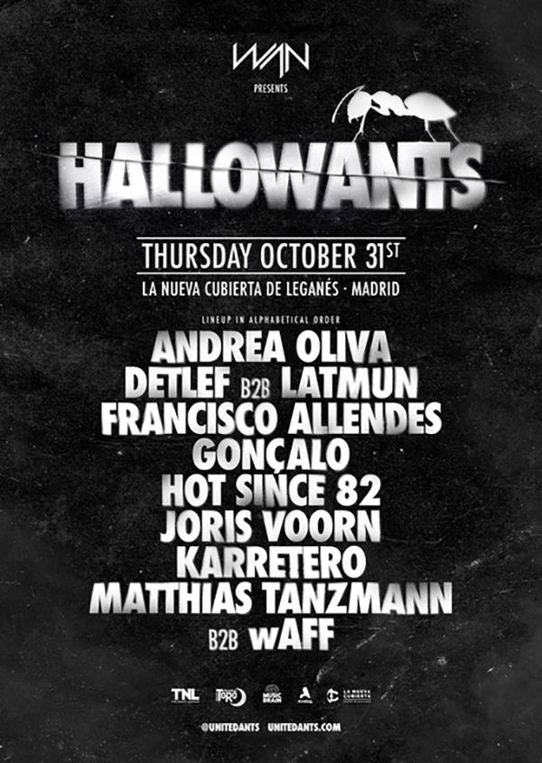 Hallowants 2019