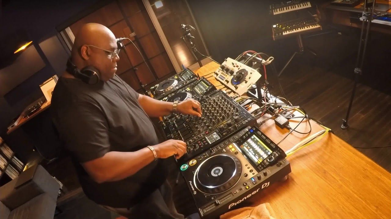 carl cox raves ilegales