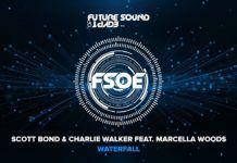 Scott Bond Charlie Walker Waterfall